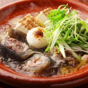 京都の人気店「ツバクロ」のすっぽん鍋セット(2人前) 味付け済み!後は温めるだけ!